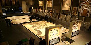 mosaic-floor-exhibition
