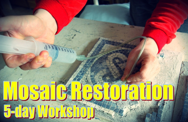 Mosaic Restoration School